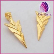 Arrow shape Diy accessories metal accessories alloy pendant