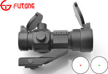 Rifle Scope 1X30 (M3) Fogproof Red Dot Sight Riflescope Tactical Red Dot Scope W/ Weaver Style Ring
