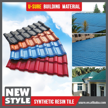 colorful synthetic resin sandwich panel roof sheet