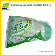 China productions plastic frozen food packaging bag wholesale