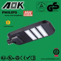 IK10 Anti-vibration and IP67 Waterproof high efficiency 40 watts led street light