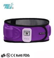 Electric vibration slimming massage belt ,vibration belly massage belt
