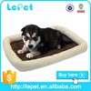 wholesale dog supplies private label warm soft dog crate mat dog bed mat