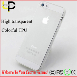 Ultra-thin for iphone 6 clear case 4.7 / gel transparent 5.5 inch TPU cell phone case /bulk stock cheap TPU case for Iphone case