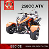 JEA-93-09- EEC approved off road racing trike motorcycle atv loncin 250cc 4 stroke water cooled