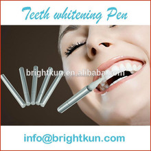 35% Carbamide Peroxide Gel Kit Private Lable Sliver Teeth Whitening Pen, Best Twist Tooth Whitening Pen