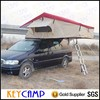 3-5 person 4x4 car awning / 4x4 offroad hard top roof tent trailer for sale