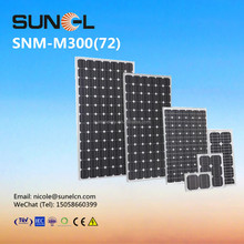 small solar panel 30W for 12v car battery charging