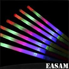 cheering props,Rainbow bar/glow stick/Flash light stick