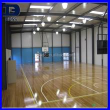 University steel structure Indoor Basketball Court