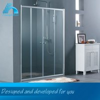 Export Quality Direct Factory Price Custom Made Walk In Shower Tub Combo
