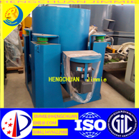 High efficient centrifugal concentrator used in gold plant