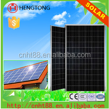 luminous panel solar 150w 12v solar panel cheap price