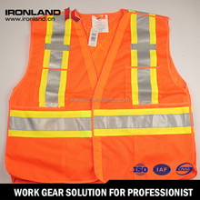 Promotional quick release durable using safety vest