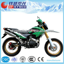 Low price of classic electric dirt bike for sale(ZF200GY-5)