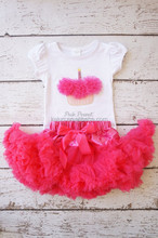 wholesale baby petti ruffled dress/skirt for baby kids baby girl chiffon dress