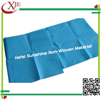 pp bed sheet for protect,disposable bed sheets