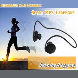 ISSC 1681 3.0+EDR Class II Low Energy Long using time sport earphone earphone with mic cheap earphone OEM ODM made in China