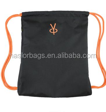 2015 nouveau design votre propre cordon sac à dos pour le sport et loisirs