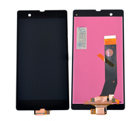 Hot selling for sony xperia z l36h lcd screen touch glass assembly original new quality with good price