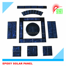 di piccole dimensioni a basso prezzo pannello solare a resina epossidica