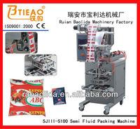 SJIII-S Series Automatic Fruit Jam Filling Machinery