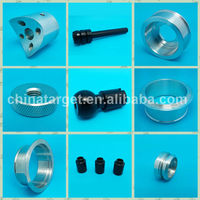 aluminum machining parts billet aluminum machined parts cnc component