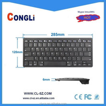 3 in 1 Universal Bluetooth Wireless Keyboard for Computer CL-613