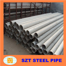 stainless steel pipe /market price for carbon black pipe china /api standard