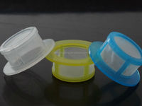 microbiology laboratory equipment sterilized individual package plastic cell strainers
