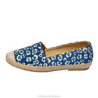 2015 Canvas Women's Espadrilles Flats Shoes Slip on Alpargata Casual Sneakers Women Loafers Shoes