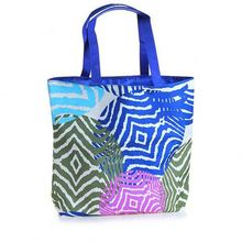 Hot selling canvas tote bags for lady