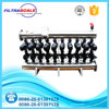 large scale automatic hydroponic irrigation filtration system