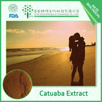 High Purity Men's sex product catuaba extract, catuaba powder free of samples