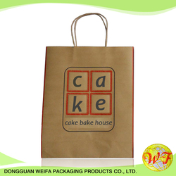 Tea Bag Paper And Customized Grocery Shopping Craft Paper Bag