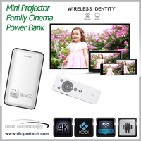 SMART M6 android mobile projector with media player