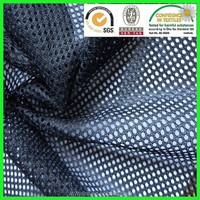 basketball jersey mesh fabric for lining