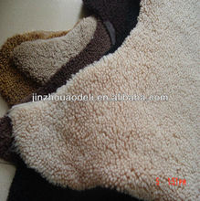 hotsale wholesale manufacture high quality sheepskin for shoes liner material