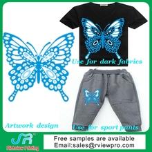 High Quality T-shirt Heat Transfer Paper for black cotton T-shirt A4 x 5 sheets