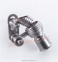 [JLH] Highly Educated Honey Bucket titanium nail. 14mm & 18mm female. GR2 MFG USA logo or Custom logo available.