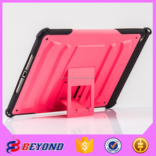 Alibaba china 3 in 1 dorp-proof mobile phone case for ipad 6 rubber oil case for apple watch