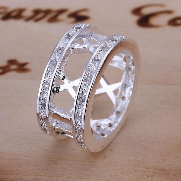 wedding rings roman numerals