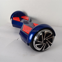 Look gorgeous blue high bid two electric balance shilly car / motorcycle