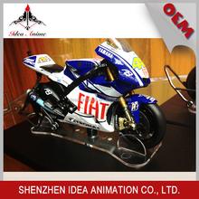 Hot sell OEM 1:24 scale die cast metal motorcycle model