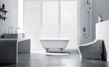 classic acrylic bathtub