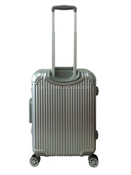 2015 new design aluminium luggage suitcase, trolley case,20,24,28 carry-on luggage