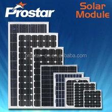 Prostar poly 5 inch pv solar cell 250W PPS250W
