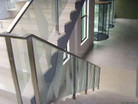 plastic handrail capping