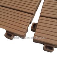 office timber flooring WPC tile wooden floor tiles car showroom FRSTECH floor tiles