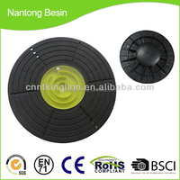 2014 hot sale Round pp pilate balance board with maze